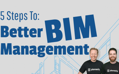 5 Steps To Better BIM Management