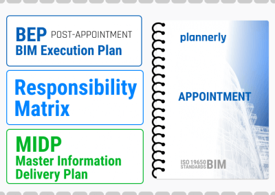APPOINTMENT + CONTRACT - for ISO 19650 information management - BIM projects