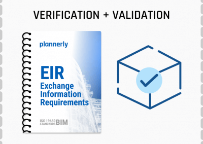 VERIFICATION + VALIDATION - for ISO 19650 information management - BIM projects